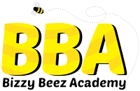 Bizzy Beez Academy logo