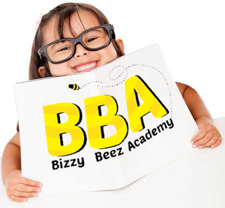 Bizzy Beez Preschool Book 1