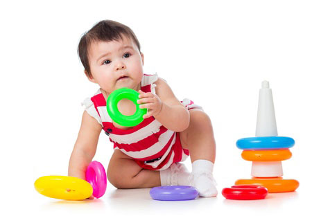 Infant daycare facility in Tracy, CA